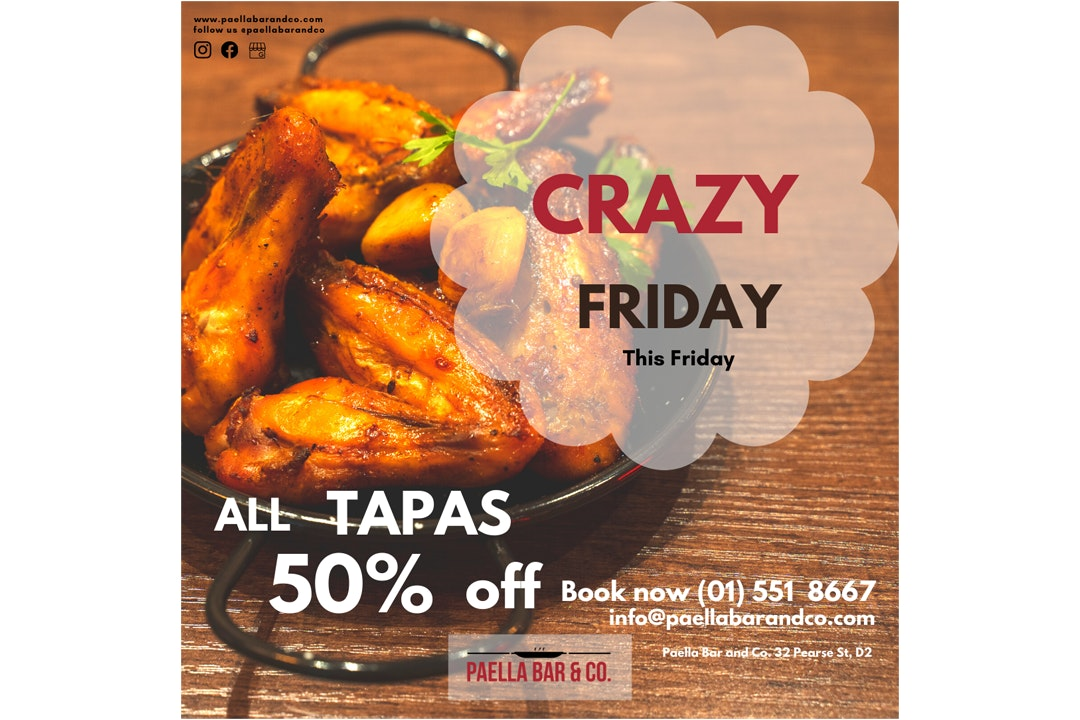 Friday Special